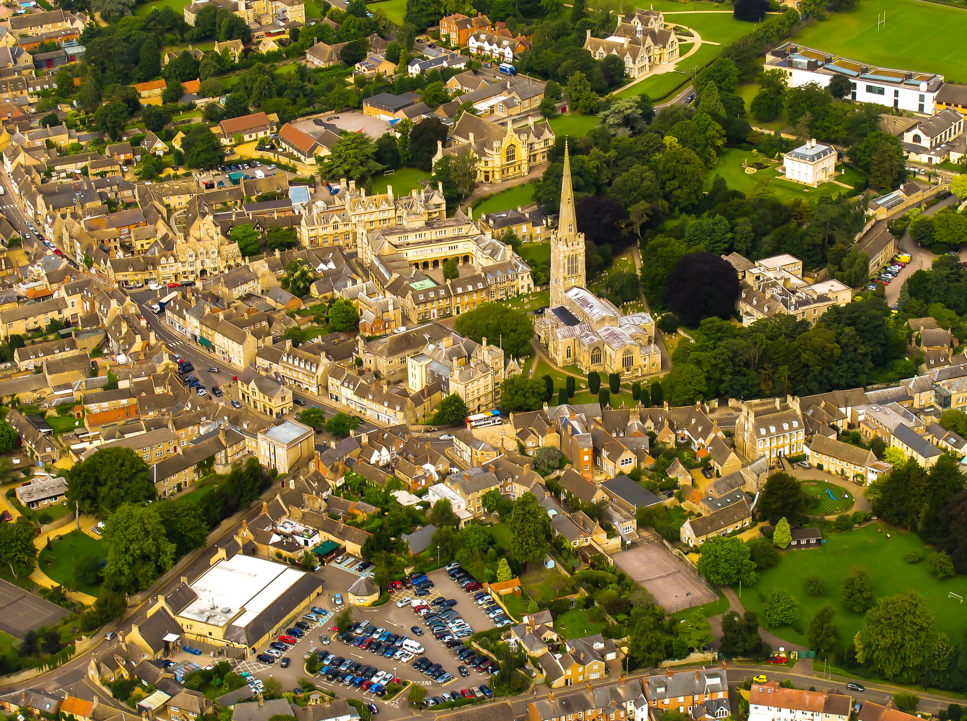 Language academy and Au Pair Agency, Oundle, Northamptonshire.Antler ...